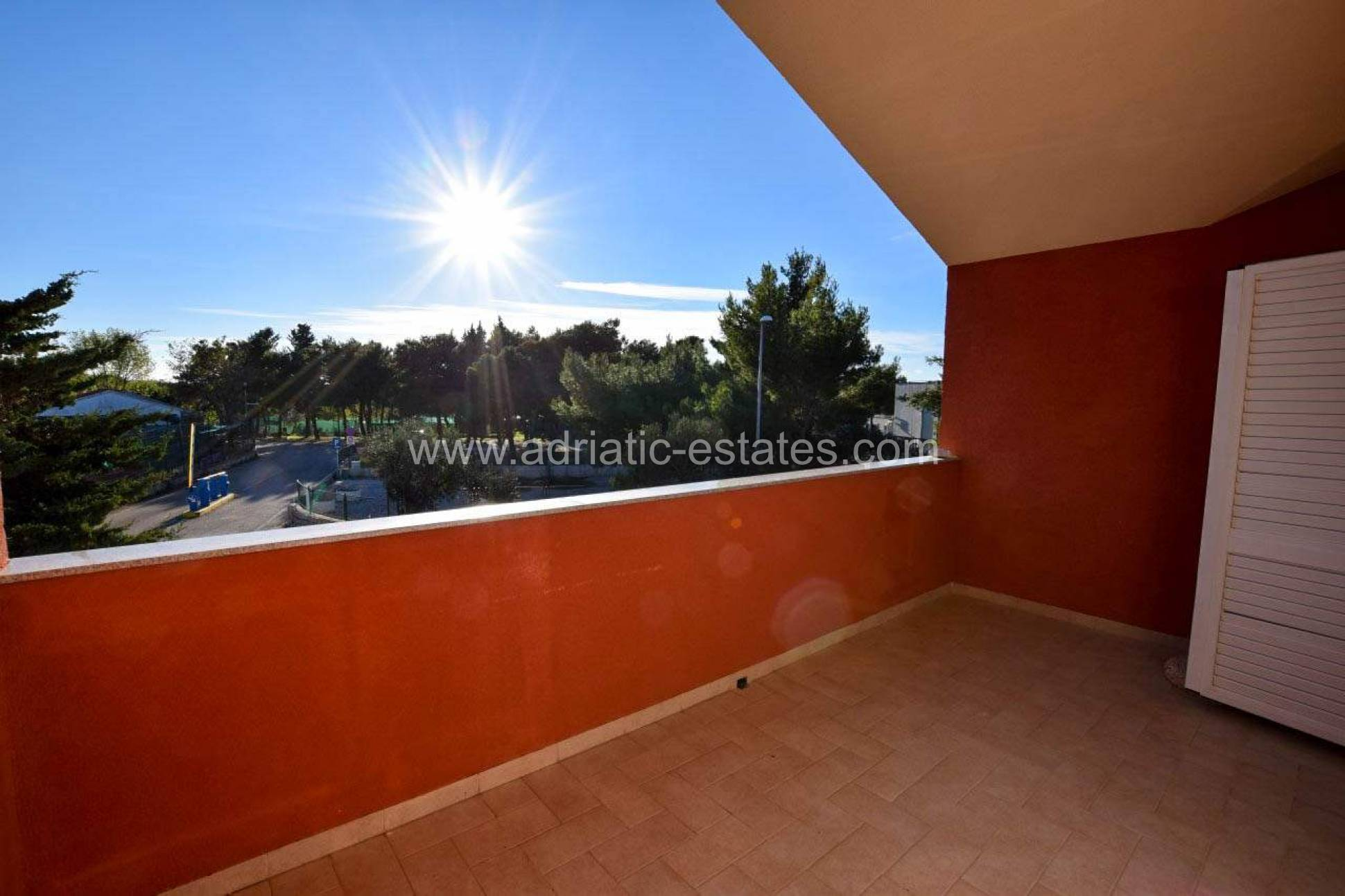 Rwo-appartment house in Vodice